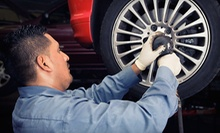 $14 for a Full-Service Oil & Filter Change, Rotation and Inspection at Doc Able's Auto Clinic
