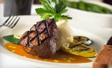 $12 for $20 Worth of American Fare at Medium Rare +