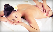 $47 for Hot Stone Massage at Ginza Salon, Spa &amp; Image Center