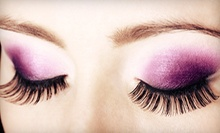 $89 for a Full Set of Eyelash Extensions at Highland Spa