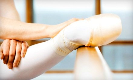 $10 for a Stretch Class at 7:15 p.m. at Maryland Youth Ballet
