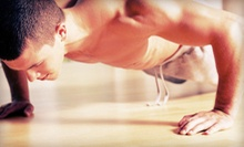 $7 for a 1-Hour Bootcamp Class 6:30 p.m.  at PowerFit Bootcamp