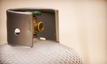 $10 for One 20 lb Propane Tank Refill at Ace Hardware Denver