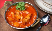 $20 for Dinner for Two from 'Dinner for 2' Menu (Up to a $29 Value) at Haveli Indian Restaurant