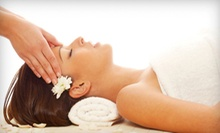 $35 for a 30-Minute Deep Tissue or Swedish Massge at Whole Health Medical Center