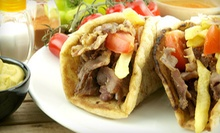 $16 for $24 at Melita's Greek Caf &amp; Market