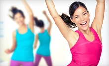$4 for a 5:00 p.m. Zumba Class at Full Out Dance