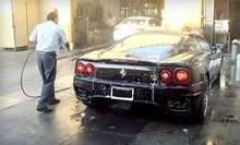 $13 for Diamond Car Wash at Downey Hand Car Wash &amp; Quick Lube