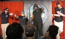 $16 for Two Admissions to a 3 p.m. Show at Eight is NEVER Enough Improv