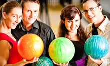 $7 for Five Games and Shoe Rental  at Continental Lanes