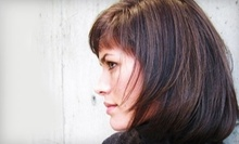 $70 for a Designer Haircut and Single Process Color  at Salon Armand