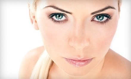 $90 for Medical Grade Microdermabrasion at The Vanity Center