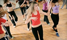 $4 for a Drop In Zumba Cardio Class at 5 p.m. at Divinefiesta Fitness Studio