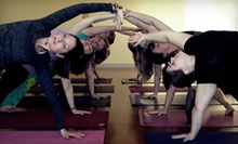 $10 for a 6 p.m. Yoga Class at Yoga West