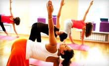 $4 for 8:30 am Yoga for All Class at Still Lake Yoga