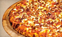 $7 for a Large Pizza with 1 Topping at Canyon Pizza