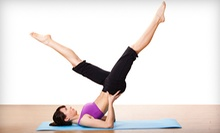 $7 for a Drop In Pilates Class at 9:15 a.m. at Rebel Pilates