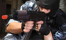 $19 for a Session of Indoor Airsoft for One Person (Up to $40 Value) at Vanguard Indoor Playground