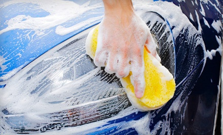 $20 for a Full-Service Hand Wash and Express Wax Package at Cars on Broadway