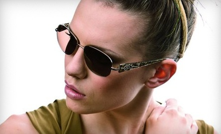 $49 for $200 Worth of Luxury Eyewear at OptyLux