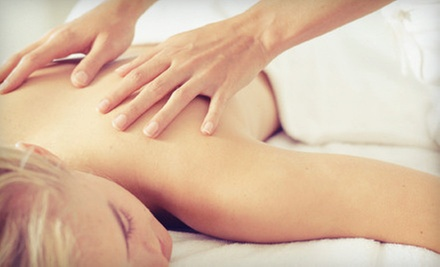 $45 for 30 Minute Custom Fusion or Aromatherapy Masssage at Planet Massage Fort Lauderdale