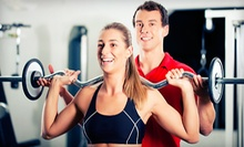 $25 for a Personal Training Session at Fresh Air Fitness