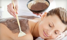 $59 for One Espresso Mud or Detoxifying Body Wrap at Revive Salon & Spa
