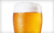 $5 for $10 Worth of Draft Beer  at The Phoenix Ale Brewery