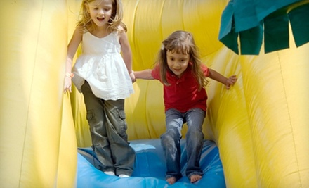 $4 for Admission to Two-Hour Jump Session at Jump Mania Plano