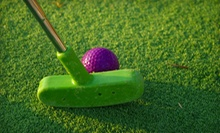 $3 for 18 Holes of Mini Golf at Wheels Fun Park