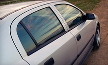 $49 for Tinting for Two Front Windows at Millenium Car Audio