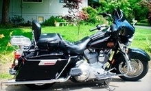 $99 for One Day Harley Rental at 101 Harley Tours and Rentals