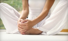 $14 for a Women Only Vinyasa Flow Level 1/2 Yoga Class at 9:30 a.m. at Bonda Yoga