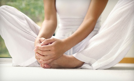 $14 for a Gentle Yoga Class at 11 a.m. at Bonda Yoga