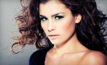 $44 for an Influance Relaxer Touch-Up at Xquisite Hair Design