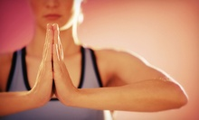 $8 for Warm Open Flow Yoga at 7:00PM at Health in Motion