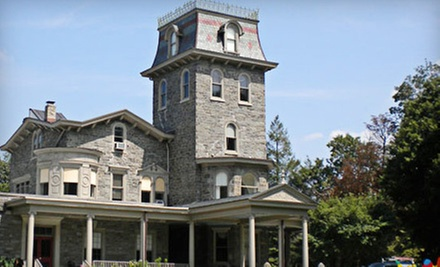 $5 for an Adult General Admission at Woodmere Art Museum