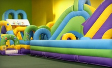 $9 for Two Kids Admissions at Jumpin' Jamboree Miami