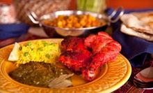 $20 for $42 at Bombay Mahal Restaurant
