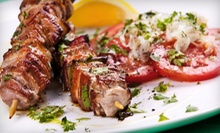 $10 for $20 at Flavor Mediterranean Restaurant &amp; Lounge