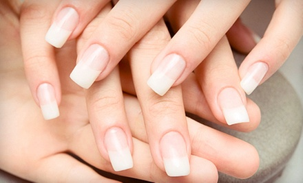 $20 for a French Gel Manicure at My Nails Boutique & Spa