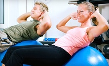 $25 for a Drop-In Fitness Class at 10 a.m. at Fitness Cell Collective
