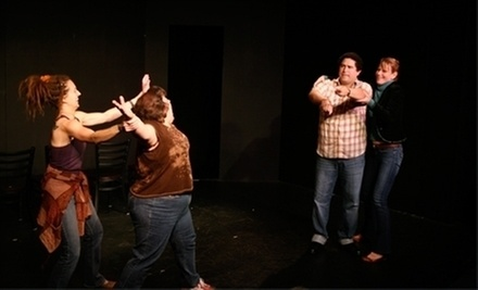 $16 for Two General-Admission Tickets to a 10:00 p.m. Improv Show at Big City Improv