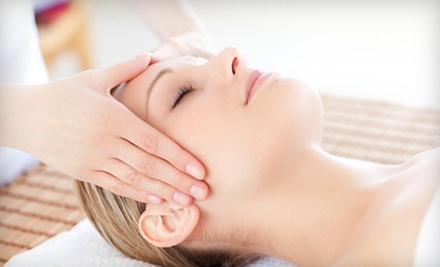 $35 for a 90 Min. Facial with Neck, Shoulder, Arm, and Hand Massage at The New Look Salon & Day Spa