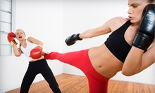 $2 for a 12 p.m. Fitness Kickboxing Class at School of Hard Knox
