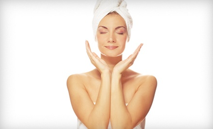 $49 for a Glycolic Facial Peel at Circuit Spa