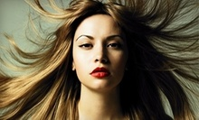 $60 for Full Cut & Hair Color at Poise 116