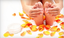 $35 for Basic Manicure & Deluxe Pedicure w/ a Paraffin-Wax Treatment at Sasse Nails