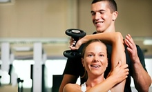 $25 for 1-Hour Personal Training Session  at Platinum Family Fitness