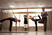 $9 for 12 p.m. Yoga for Stress Relief Class at Sun and Moon Yoga